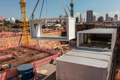 Alugar Container de Obras