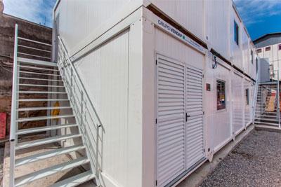 Locação de Container para Almoxarifado