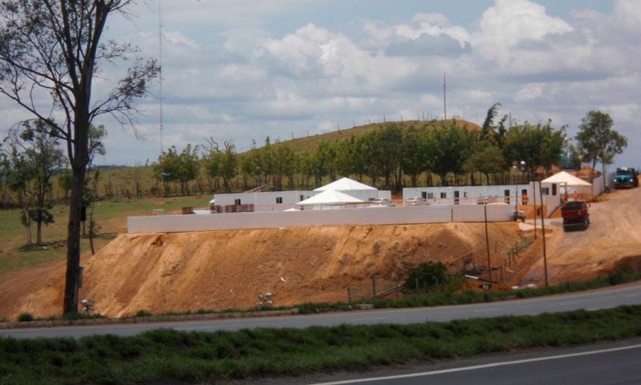 Praça de Pedágio Rodovia BR040 Minas Gerais